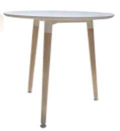 Bàn cafe Ø 80 gỗ HP-901