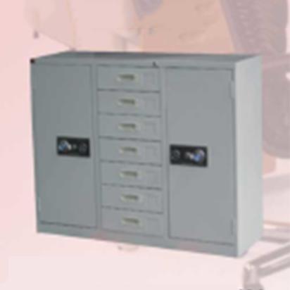 Tủ Sắt Hồ Sơ HP-KS1187D5