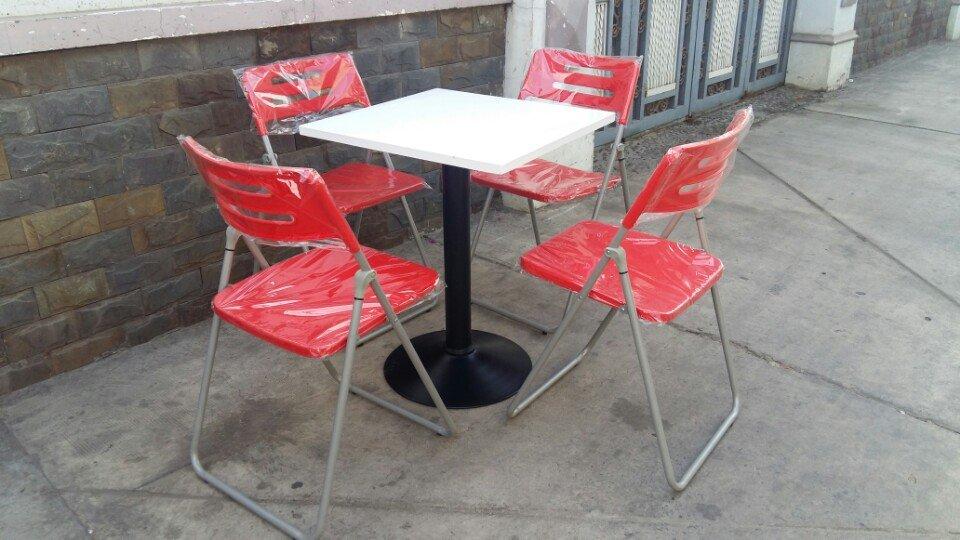 Bộ ghế cafe HP-008