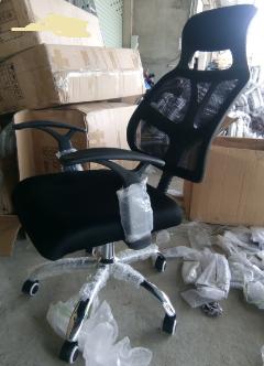 Ghế lưới ngã lưng HP-600A