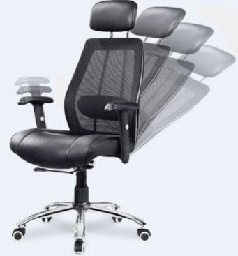 Ghế lưới lưng cao HP-3021