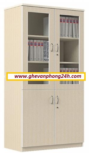 Tủ gỗ (0,8x2x0,4)m HP-T096