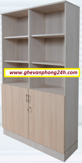 Tủ gỗ(1x2x0,4)m HP-TK106