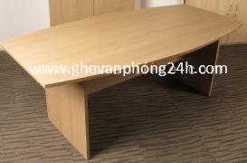 Bàn phòng họp Oval HP-BH086