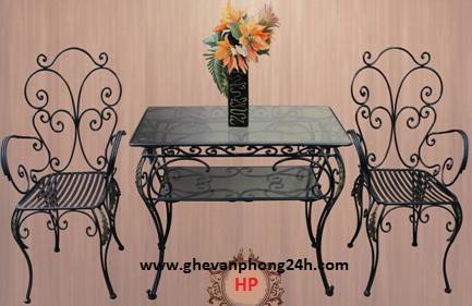 Bộ bàn ghế cao HP-12EE