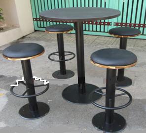 Bộ ghế quầy bar HP-190