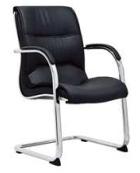 Ghế lưng trung HP-203C1