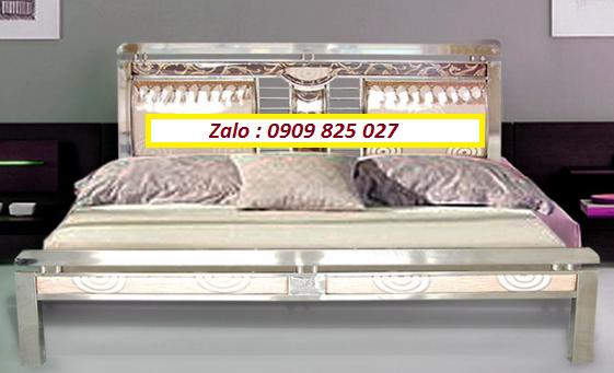 Giường inox cao cấp HP-G002
