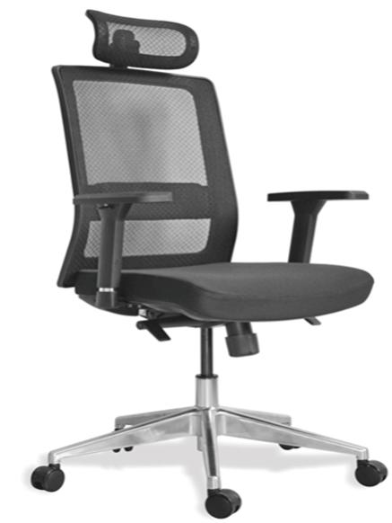Ghế giám đốc nỉ HP-110K