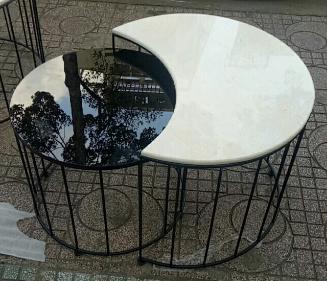 Bàn salon-sofa HP-60GG