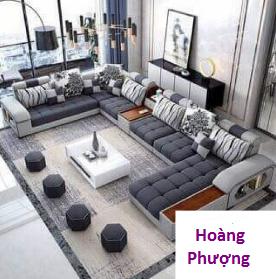 Bộ sofa HP-55D