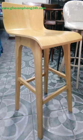 Ghế bar gỗ HP-102T