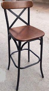 Ghế quầy bar gỗ HP-90G