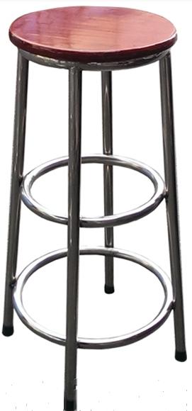 Ghế quầy inox HP-30G