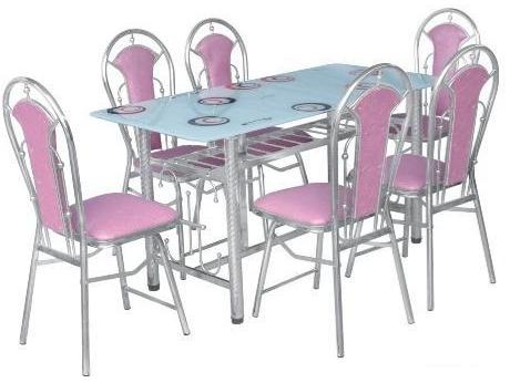 Bộ ghế nhà hàng inox HP-53U