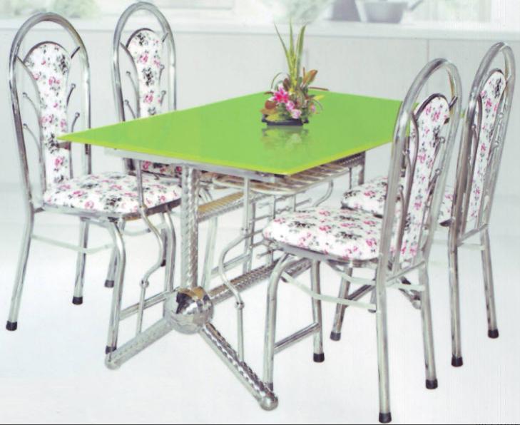 Bộ ghế nhà hàng inox HP-56U