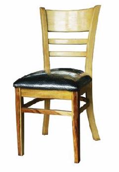Ghế nhà hàng gỗ HP-018S