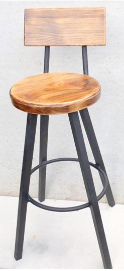 Ghế bar gỗ HP-98M