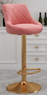 Ghế bar nhung HP-2230