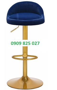Ghế bar nhung HP-2240