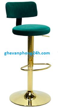 Ghế bar nhung HP-2250